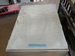 Square D 400a 3r Outdoor Raintight Mlo I Line Panelboard 30 Circuit