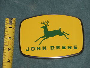 John Deere Nose Emblem For 630 730 830