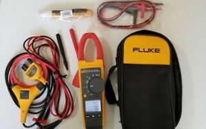 Nice Used Fluke 376 True Rms Ac dc Clamp Meter Iflex And More Great Tp 224188