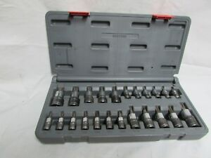 Matco Tools Torx Socket Set Df 9