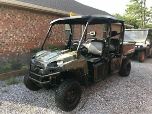 2013 Polaris Ranger 4x4 Crew 4 Seat Utility Vehicle