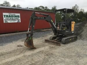 2012 Volvo Ec20c Mini Excavator Coming Soon