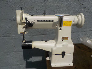 Industrial Sewing Machine Model Seiko Cw 8b Walking Foot cylinder Leather