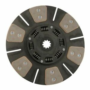 New Clutch Disc For Case International Tractor 2500b With C200 Eng
