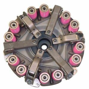 New Clutch Plate Double For Ford New Holland Tractor 3300 3310 3330 4140