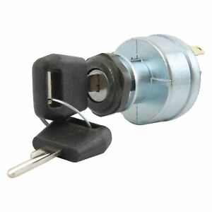 New Ignition Switch Case International Tractor 1845c Skid Steer 2366 Combine