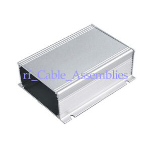5pcs Aluminum Project Box Enclosure Case Electronic Diy 110 74 38mm l w h