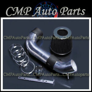 Black 15 17 Vw Gti Golf R Audi A3 2 0l Golf 1 8l Turbocharged Air Intake Kit
