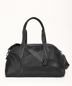New Lululemon Out Of Range Duffel 33l Women Accessories Bags Full Color