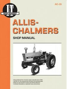 I t Shop Manual Allis Chalmers Models 6060 6070 6080