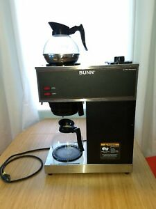 Bunn Commercial Coffee Maker Vpr Black Series