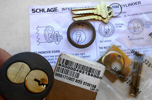 Schlage Rim Cylinder Housing With Core 20 079 613