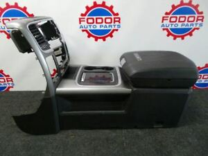 2017 Dodge Ram Limited Floor Console With Bezel 13 18 1500 2500 3500