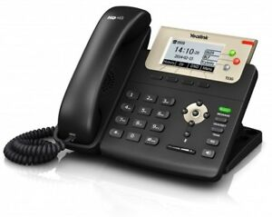 Yealink Sip t23g Professional Ip Phone Lightly Used