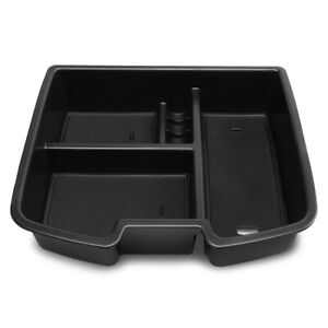 Fit 07 14 Chevy Tahoe Gmc Yukon Center Console Organizer Armrest Storage Tray