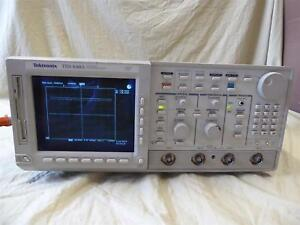 Tektronix Tds 640a tds640a Four Channel Digitizing Oscilloscope Works Great