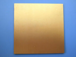 Pcb Circuit Board Double Sided Copper Clad Plate Laminate 7x10 20x30cm m510a Ql