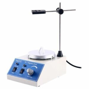 Magnetic Stirrer Mixer Hot Plate 2400rpm Max Stirring Capacity 3000ml 110v 60hz