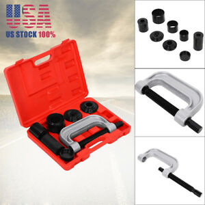 4 In 1 C frame Ball Joint Press Truck 2wd 4wd Brake Removal Server Tool Kit