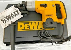 Dewalt D25650 1 3 4 44mm Corded Spline Rotary Hammer Yellow