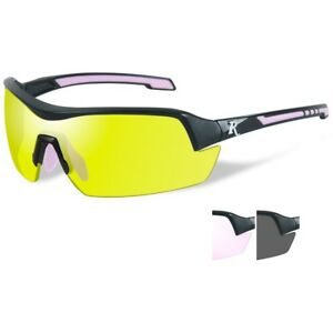 Remington Re203 Ladies Shooting Safety Glasses Kit With Interchangeable Lenses
