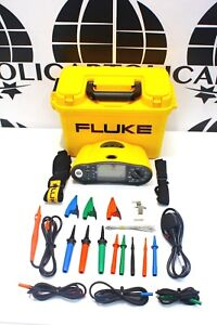 Fluke 1664 Fc Multifunction Installation Tester With Fluke Connect