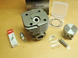 Hyway Nikasil Cylinder Piston Kit For Partner Husqvarna K950 Concrete Saw 56mm
