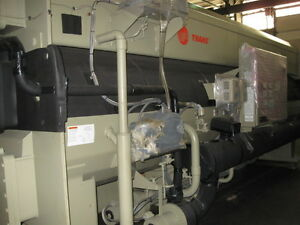 800 Ton Trane Chiller New
