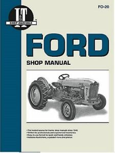 I t Shop Manual Ford 1100 1110 1200 1210 1300 1310 1500 1510 1700 More