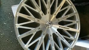 Up For Sale Zenetti Wheels 20 Staggered 20x9 And 20x10 5x112