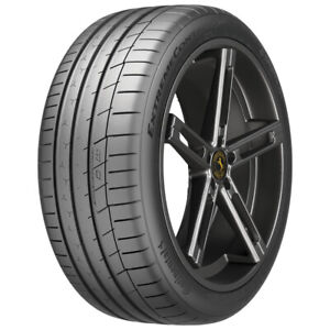 Continental Extremecontact Sport 285 40zr17 100w quantity Of 2