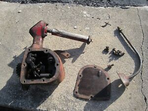 Farmall Super M Tractor Engine Governor 2 Weight