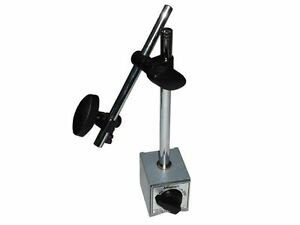 Genuine Mitutoyo Magnetic Base Stand 7010s For Dial Gauge And Indicator New