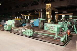 32 X 156 American pacemaker Engine Lathe