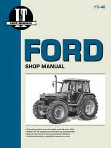 I t Shop Manual Ford Tractor 2000 3000 4000 5000 6000