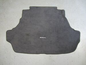 99 00 01 02 03 Toyota Solara Trunk Cargo Carpet Cover Floor Mat