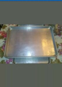 10 Commercial 13 X 18 1 2 Size Aluminum Sheet pan Bakery restaurant Pastry