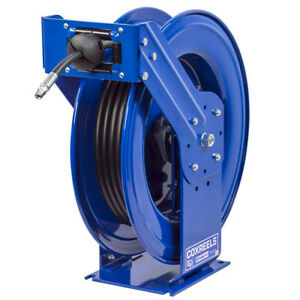 Coxreels Thp n 175 1 4 inch X 75 foot Grease hydraulic Supreme Hose Reel
