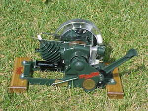 Restored 1934 Maytag Model 92 Engine Motor Hit Miss Wringer Washer Vintage