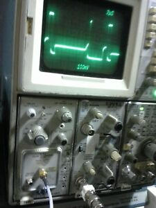 Tektronix S 52 Pulse Generator Tested For Tektronix Tdr Sampling Scopes