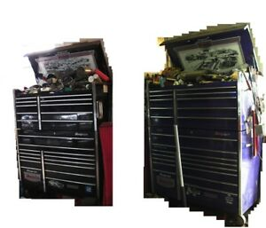 Limited Edition Dodge Mopar Muscle Cars Snap On Tool Box In Nj