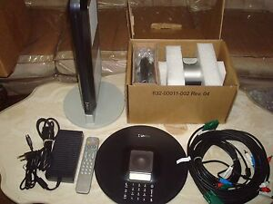 Lifesize Room Video Conferencing System W camera phone micpod remote cables