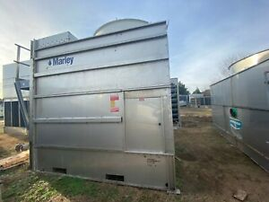 157 Ton Marley Cooling Towers All Stainless Steel