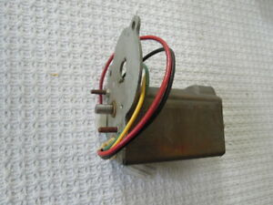 1971 1972 1973 1974 1975 1976 Cadillac Chevy Olds Buick Top Motor 5045632 Nos