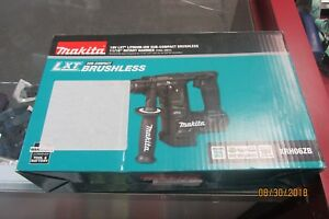 Makita 18v Lxt Lithium Ion 11 169 Rotary Hammer Tool Only Xrh06zb New
