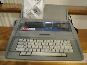 Brother Sx 4000 Electronic Lcd Display Typewriter Dictionary Spellcheck