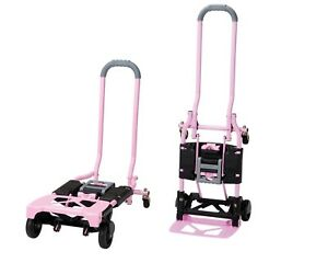 Appliance Dolly Dbest Trolley Hand Truck Foldable Handle Push Cart Fold up Box
