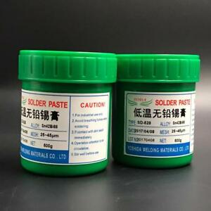 Paste Flux Soldering Lead free Paste High Quality Fresh Low Temperature Cream