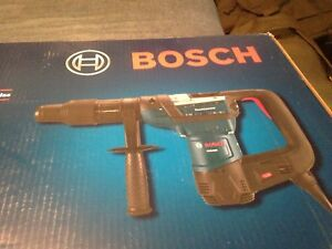 Bosch Rotary Hammer Sds Max 1 9 16 New In Box With Carrying Case