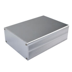 10x Aluminum Project Box Enclosure Case Electronic Diy Pcb 36 5x80x110mm 2427